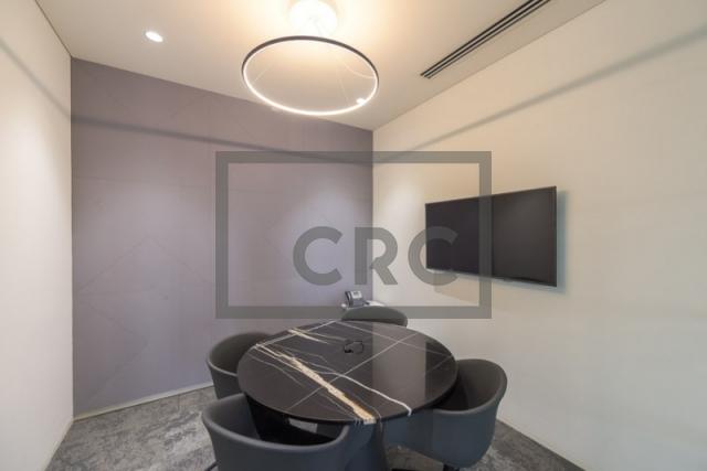 3,951 sq.ft. Office in Dubai Marina, Marina Plaza for AED 6,321,600