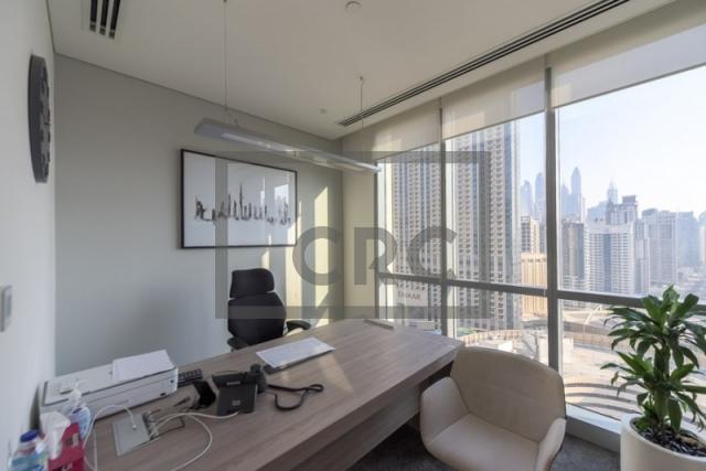 office for sale in dubai marina, marina plaza   7