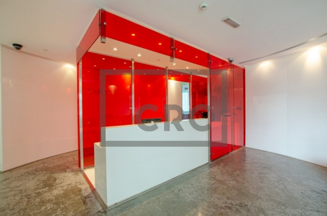 4,510 sq.ft. Office in Barsha Heights (Tecom), Cayan Business Centre for AED 4,100,000