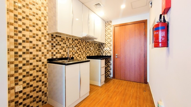 Studio Apartment For Rent in  Al Jawhara Residences,  Jumeirah Village Triangle   2