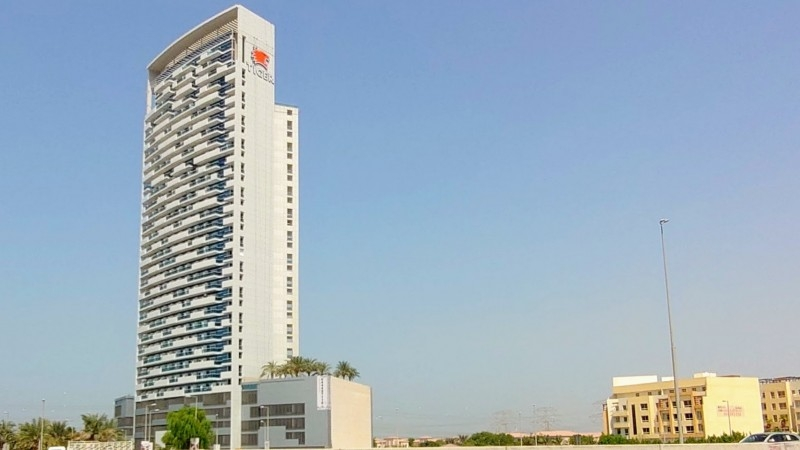 Studio Apartment For Rent in  Al Jawhara Residences,  Jumeirah Village Triangle   15