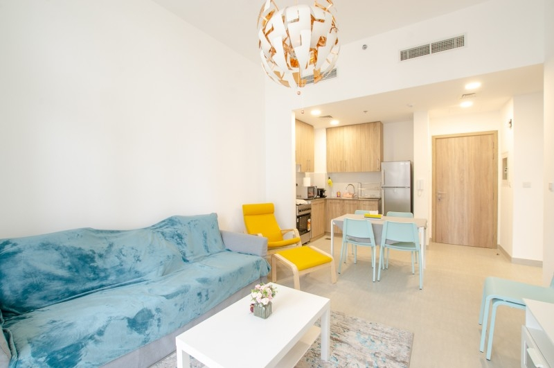 1 Bedroom Apartment For Rent in  Rawda Apartments,  Town Square | 0