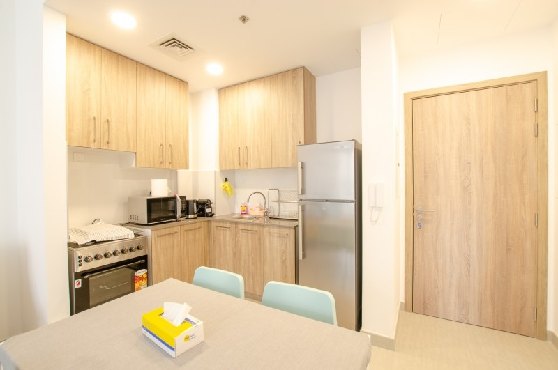 1 Bedroom Apartment For Rent in  Rawda Apartments,  Town Square | 1