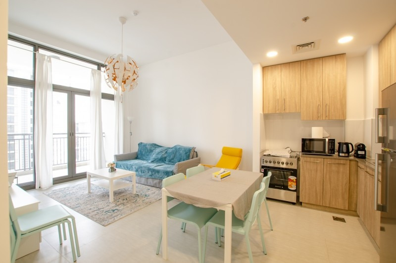 1 Bedroom Apartment For Rent in  Rawda Apartments,  Town Square | 3