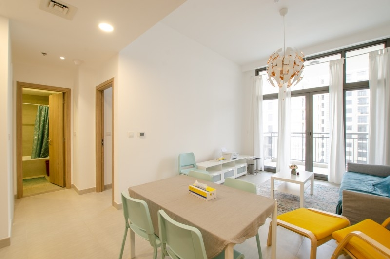 1 Bedroom Apartment For Rent in  Rawda Apartments,  Town Square | 2