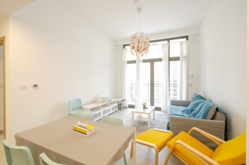 1 Bedroom Apartment For Rent in  Rawda Apartments,  Town Square | 4