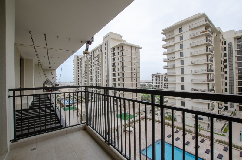 1 Bedroom Apartment For Rent in  Rawda Apartments,  Town Square | 9