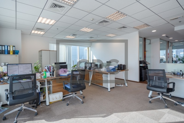furnished office for sale in business bay, the burlington   6