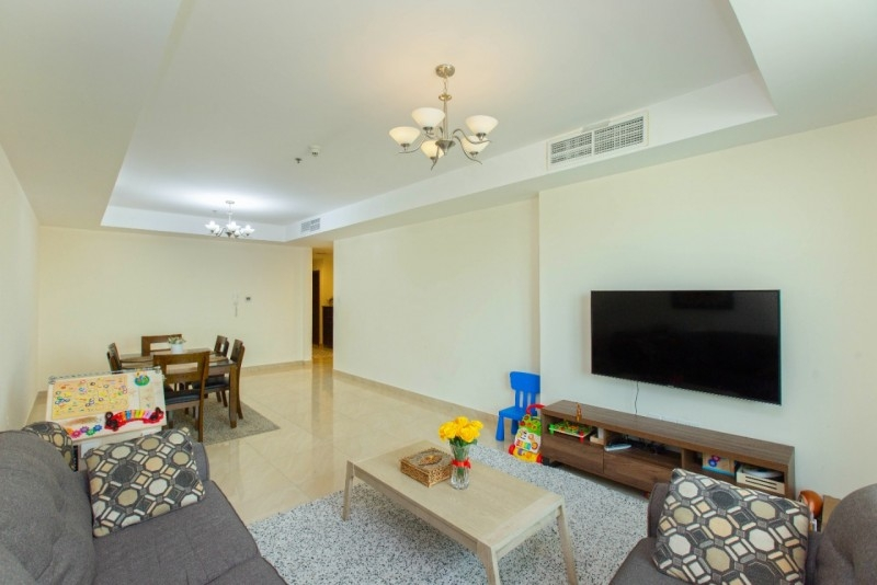 2 Bedroom Apartment For Rent in  Riah Towers,  Culture Village   1