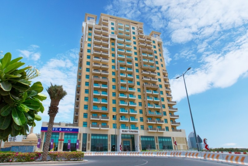 2 Bedroom Apartment For Rent in  Riah Towers,  Culture Village   11