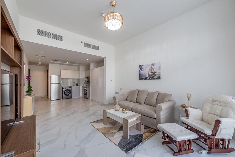Studio Apartment For Rent in  Millennium Binghatti,  Business Bay | 3