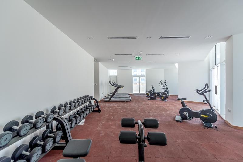 Studio Apartment For Rent in  Millennium Binghatti,  Business Bay | 10