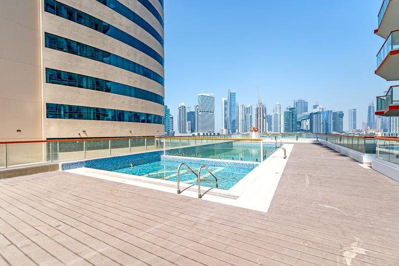 Studio Apartment For Rent in  Millennium Binghatti,  Business Bay | 11