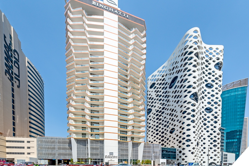 Studio Apartment For Rent in  Millennium Binghatti,  Business Bay | 13