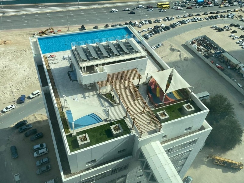 2 Bedroom Apartment For Rent in  Al Batha Tower,  Business Bay | 17