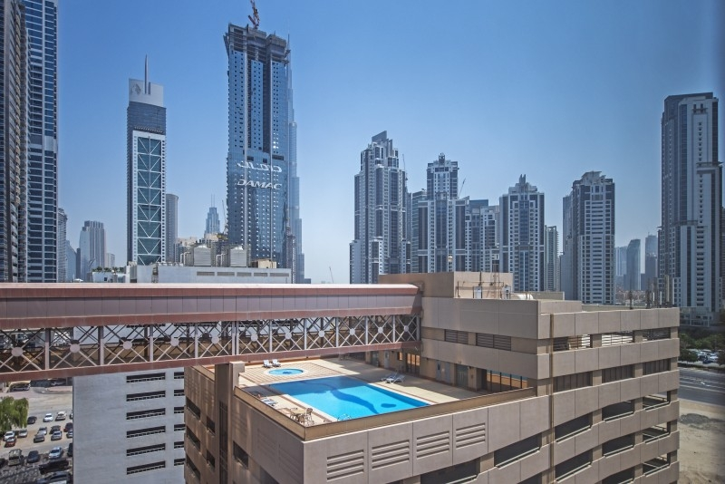 2 Bedroom Apartment For Rent in  Al Batha Tower,  Business Bay | 8