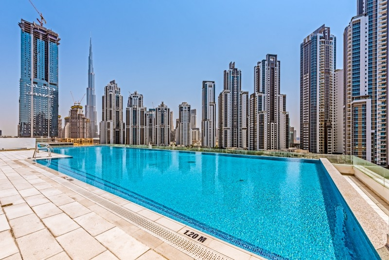 2 Bedroom Apartment For Rent in  Al Batha Tower,  Business Bay | 12