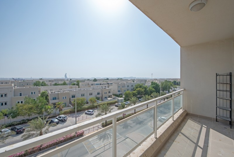 1 Bedroom Apartment For Rent in  Tower 11,  Al Reef   10