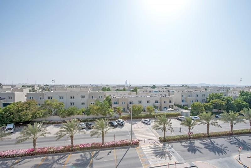 1 Bedroom Apartment For Rent in  Tower 11,  Al Reef   11