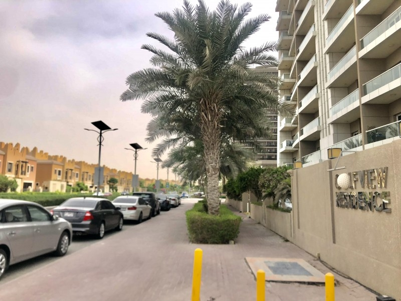 1 Bedroom Apartment For Rent in  Golf View Residence,  Dubai Sports City | 14