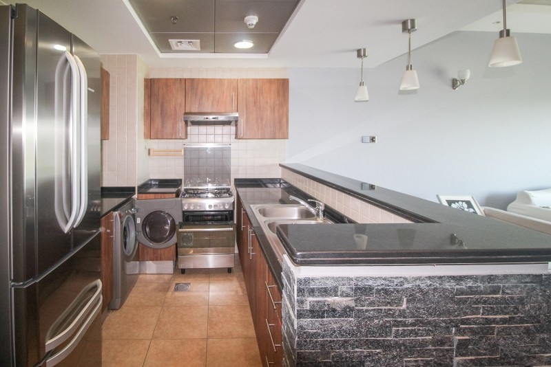 1 Bedroom Apartment For Rent in  Golf View Residence,  Dubai Sports City | 3