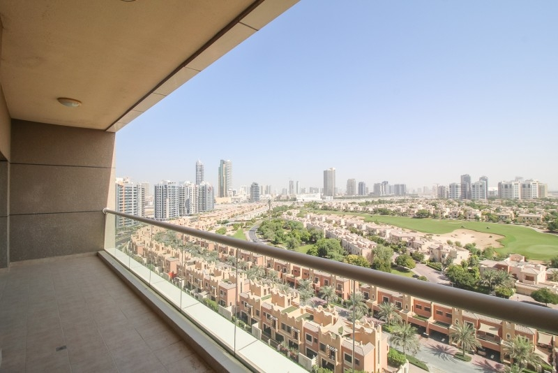 1 Bedroom Apartment For Rent in  Golf View Residence,  Dubai Sports City | 13