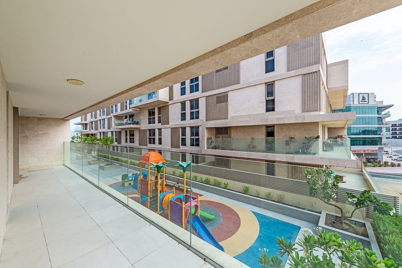 2 Bedroom Apartment For Rent in  Residence 1,  Meydan Avenue | 14