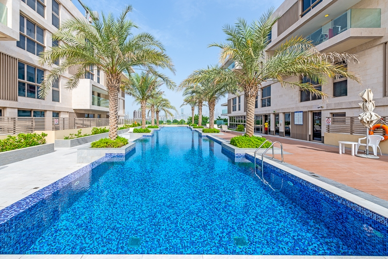 2 Bedroom Apartment For Rent in  Residence 1,  Meydan Avenue | 12