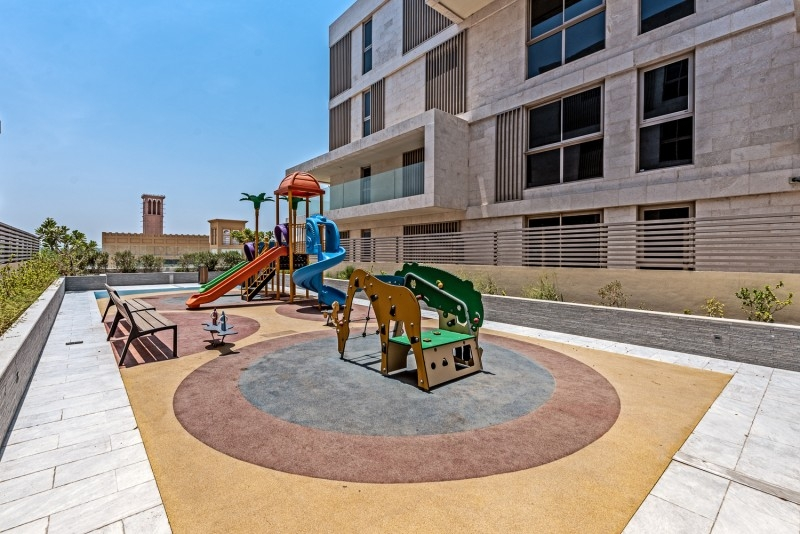 2 Bedroom Apartment For Rent in  Residence 1,  Meydan Avenue | 15