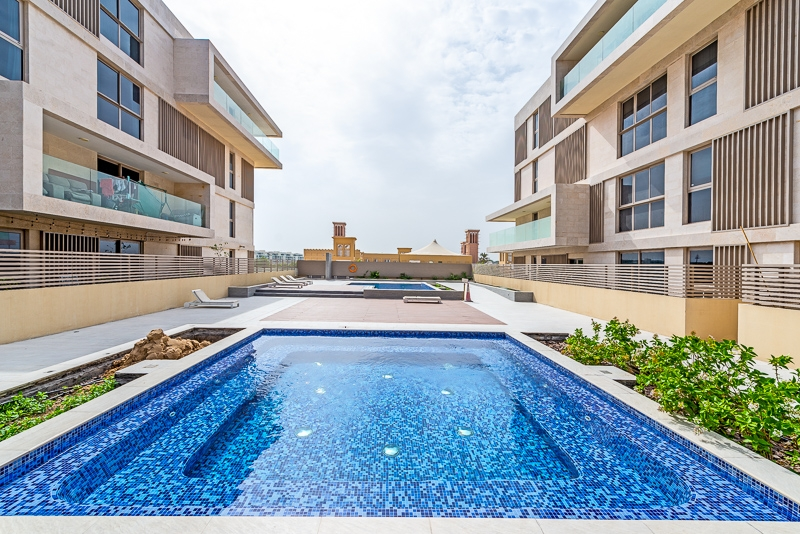 2 Bedroom Apartment For Rent in  Residence 1,  Meydan Avenue   11