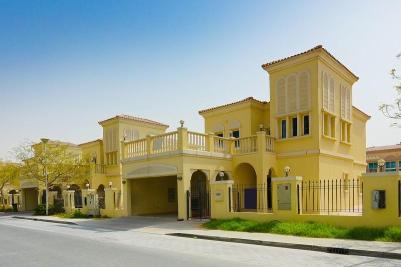 2 Bedroom Villa For Rent in  Mediterranean Villas,  Jumeirah Village Triangle | 8