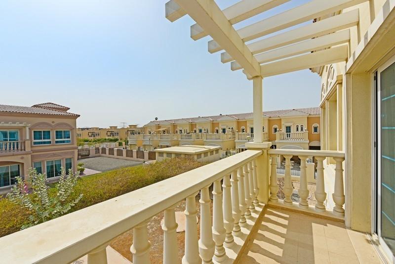 2 Bedroom Villa For Rent in  Mediterranean Villas,  Jumeirah Village Triangle | 9