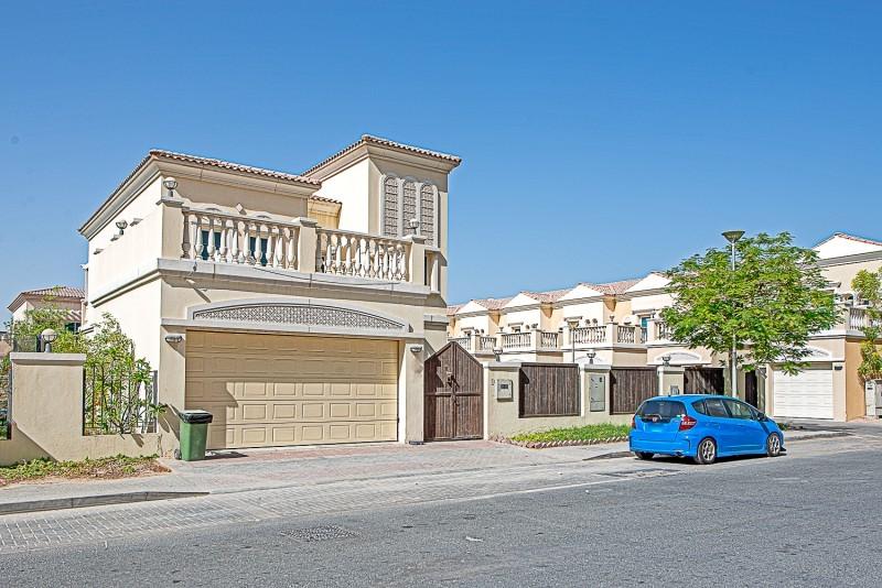 2 Bedroom Villa For Rent in  Mediterranean Villas,  Jumeirah Village Triangle | 12