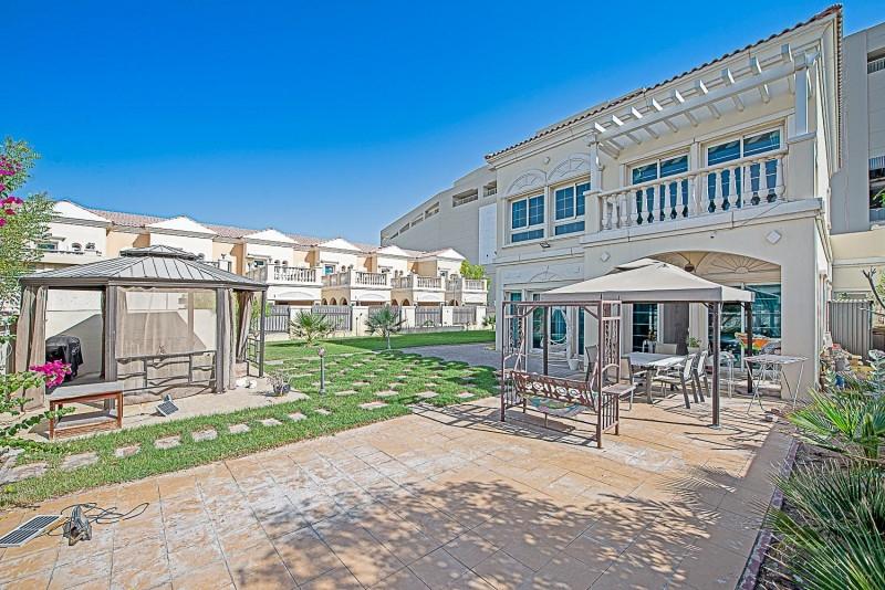 2 Bedroom Villa For Rent in  Mediterranean Villas,  Jumeirah Village Triangle | 0