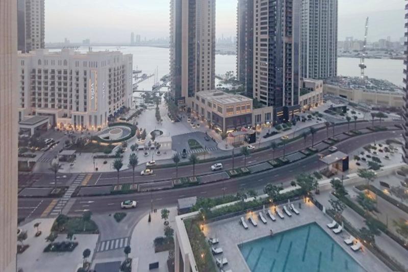 3 Bedroom Apartment For Rent in  Creek Horizon Tower 1,  Dubai Creek Harbour (The Lagoons) | 4
