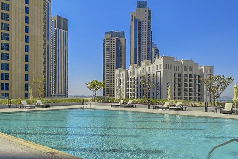 3 Bedroom Apartment For Rent in  Creek Horizon Tower 1,  Dubai Creek Harbour (The Lagoons) | 21
