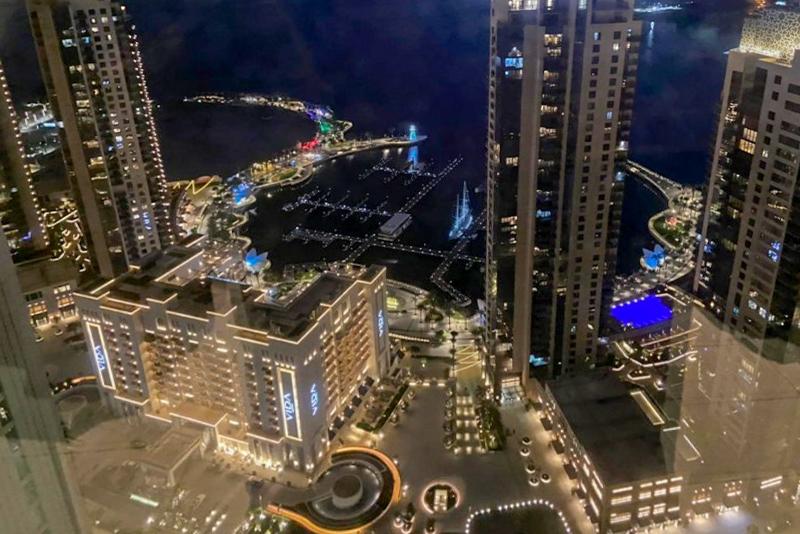 3 Bedroom Apartment For Rent in  Creek Horizon Tower 1,  Dubai Creek Harbour (The Lagoons) | 24