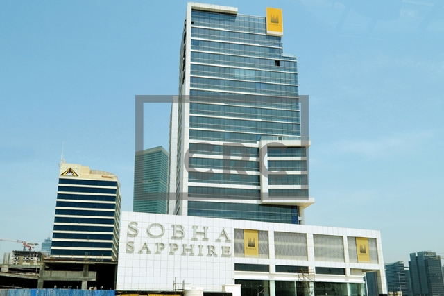 office for sale in business bay, sobha sapphire | 14