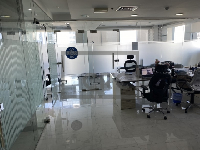 2,212 sq.ft. Office in Business Bay, Sobha Sapphire for AED 2,000,000