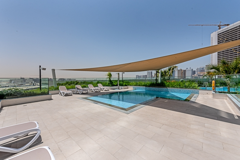 1 Bedroom Apartment For Rent in  SLS Dubai Hotel & Residences,  Business Bay | 15