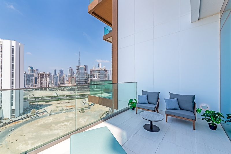 1 Bedroom Apartment For Rent in  SLS Dubai Hotel & Residences,  Business Bay | 6