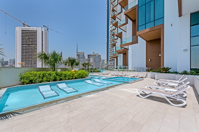 1 Bedroom Apartment For Rent in  SLS Dubai Hotel & Residences,  Business Bay | 13