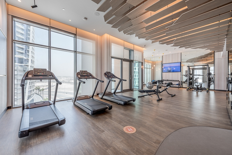 1 Bedroom Apartment For Rent in  SLS Dubai Hotel & Residences,  Business Bay | 17