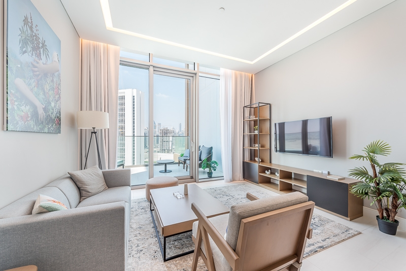 1 Bedroom Apartment For Rent in  SLS Dubai Hotel & Residences,  Business Bay | 1