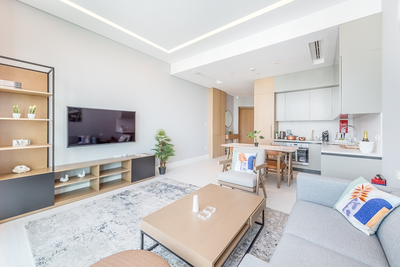 1 Bedroom Apartment For Rent in  SLS Dubai Hotel & Residences,  Business Bay | 2