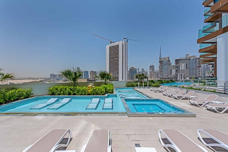 1 Bedroom Apartment For Rent in  SLS Dubai Hotel & Residences,  Business Bay | 14