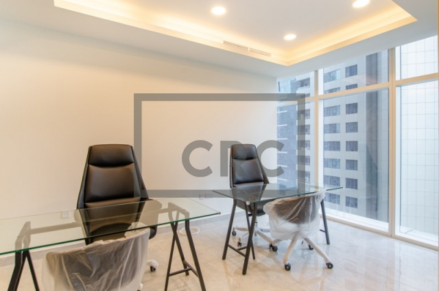furnished office for sale in business bay, park lane tower | 6