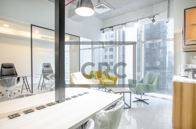 708 sq.ft. Office in Business Bay, Park Lane Tower for AED 1,100,000