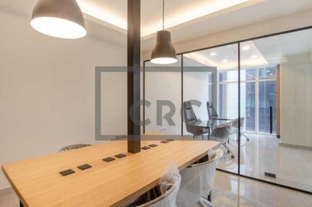 furnished office for sale in business bay, park lane tower | 7
