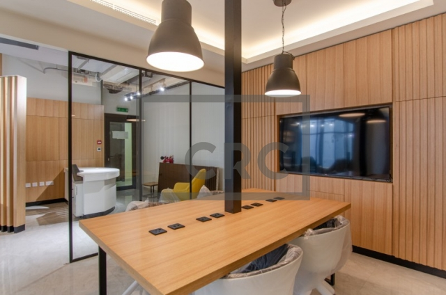 furnished office for sale in business bay, park lane tower | 2